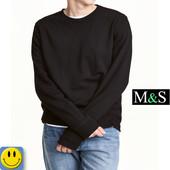 Новая толстовка с начесом M&S р. S - М. сток, кофта, свитшот