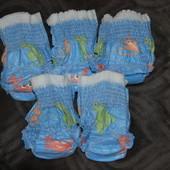 новые памперсы трусики для бассейна купания плавания Huggies 4-ка