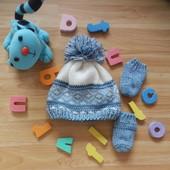 Фирменный комплект Nut mag малышу 6-9 месяцев состояние нового