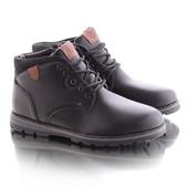 Зимние мужские ботинки на меху