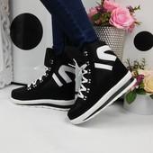 Зимние женские ботинки. Р.35-40