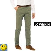 Легкие хлопковые брюки Waikiki р. 28, 13-14 лет, 158-164 см. Состояние идеальное