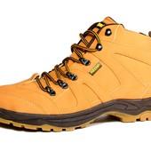 Яркие демисезонные ботинки отличного качества (SE-85)