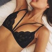 Кружевной бюстик/ Эротическое белье / Сексуальное белье / Еротична сексуальна білизна