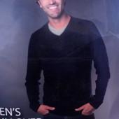 Свитер пуловер р.М синий цвет Norsons Германия