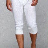 Распродажа - Кальсоны размер L  укороченные от Роза белые подштаники короткие