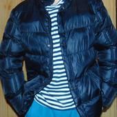 Стильная брендовая зимняя курточка Fishbone л-хл.
