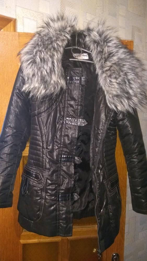 Курточка удлиненная фото №1