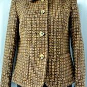 Новый модный стильный пиджак Classics на подкладке размер 12