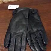 Мужские кожаные перчатки, Monlolan, размер 12
