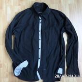 Greenville XS-S чорна натуральна сорочка