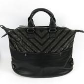 Черная женская сумка Solemate