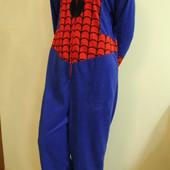 Пижама слип кигуруми человечек Spider-Man размер M, Marvel