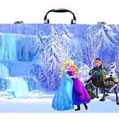 Crayola Набор для творчества вдохновение в чемодане 140 предметов frozen inspiration art case