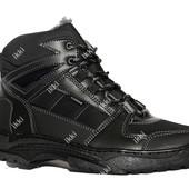 40 и 42 р Ботинки зимние спортивные для мужчин (КБ-7ч)