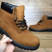 Зимние мужские ботинки Timberland Classic Boot brown