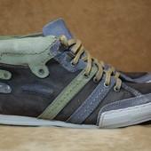Кроссовки ботинки кожаные Сasual. 42 р.