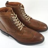 Ботинки Stafford. Оригинал. Кожа. Англия.