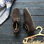 Ботинки мокасины Quiksilver рр 42
