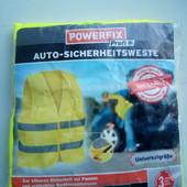 Светоотражающий жилет Powerfix Германия р. Ххл