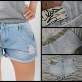 Denim.джинсовые шорты.