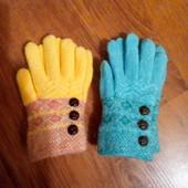 Перчатки детские. Разные цвета.От 5 лет и старше. Осень-зима. УП - 20 грн.