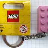 Lego Classic Брелок Розовый кубик 4638317