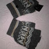 Перчатки +варежки