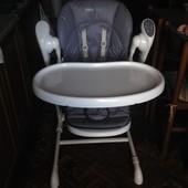 Продам стульчик для кормления - укачивающий центр Mioobaby jazz