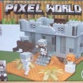 "Конструктор типа Лего ""Minecraft"" ZB 362, 343 детали"