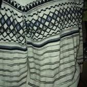 Теплые мужские свитера Турция размер М цвета