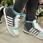 Зимние женские ботинки.Натуральная замша.Р.37-41