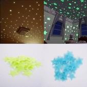 Флуоресцентные звёзды