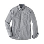 Модная и стильная клетчатая рубашка, ворот 39-40, tcm, tchibo, 100% хлопок