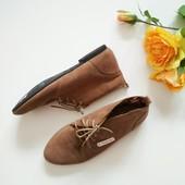 Фирменные ботинки New Look, размер 39