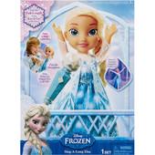 Disney's Frozen sing along Elsa with bonus necklace Кукла Эльза поющая с микрофоном и амулетом