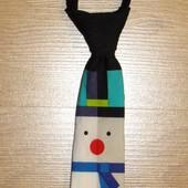 Next (0-4 года) новогодний музыкальный галстук