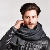 Мужской XXL шарф, тсм Tchibo Германия