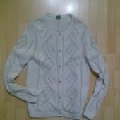 Фирменная кофта свитер M