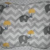 Ортопедическая подушка для новорожденных-Бабочка