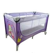 Манеж-кровать Carrello Piccolo+ CRL-9201, 3 цвета