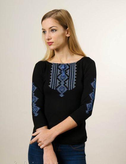 Вишиванки ,  вишиті футболки для жінок  від s до 4хl фото №1