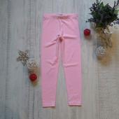 8 лет Розовые легинсы