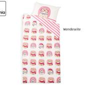 Отличный комплект постельного белья для девочки фирмы Dormia, Германия
