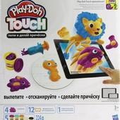 Игровой набор Лепи и делай прически Play-Doh, Студия, Hasbro