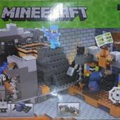 Конструктор Minecraft 18002 (452 дет.)