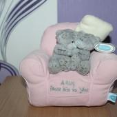 мишки Тедди на диванчике Teddy Me to you Carte Blanche оригинал
