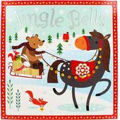 Книга для детей на английском Jingle Bells