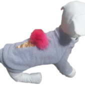 Толстовка-свитер для собак Dogs Bomba