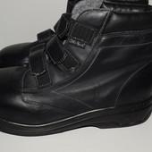 зимние ботинки 43р
